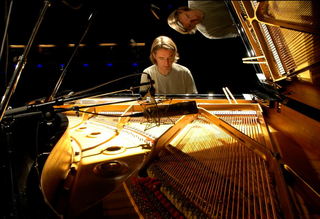 Christoph Stiefel - Inner Language Trio